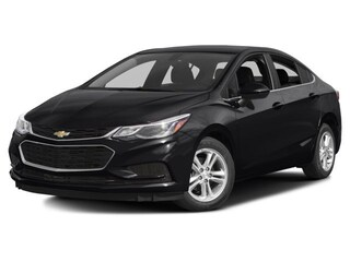 Certified Pre-Owned 2017 Chevrolet Cruze LT Auto Sedan for Sale in Escanaba, MI