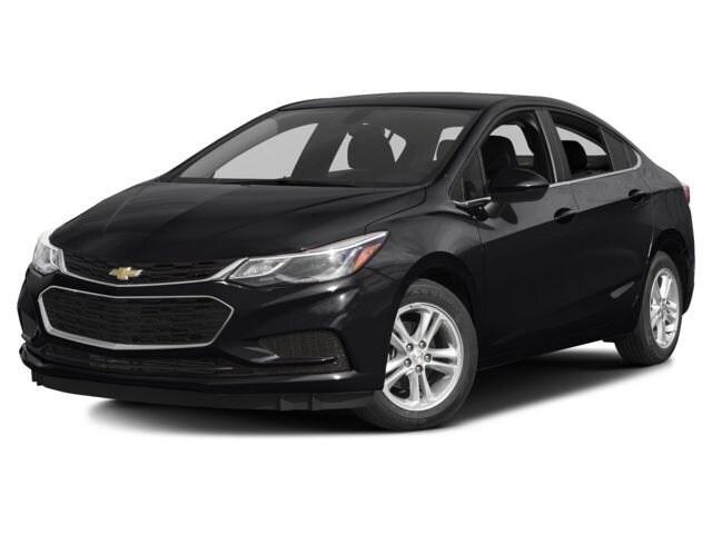 Used 2017 Chevrolet Cruze 4dr Sdn 1.4L LT W/1SD Car Grants Pass,