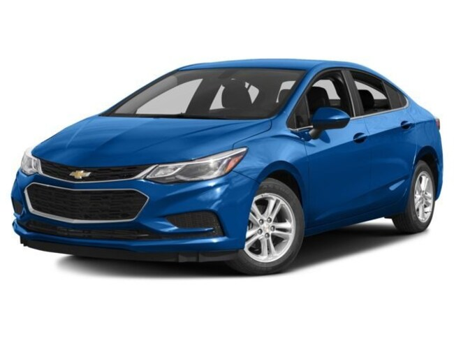 Used 2017 Chevrolet Cruze 4dr Sdn 1.4L LT w/1SD Car in Concord, CA