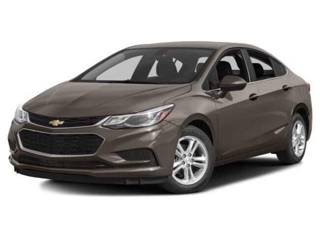 2017 Chevrolet Cruze 1.4L LT w/1SD Sedan