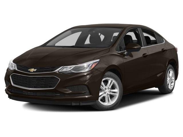 New 2017 Chevrolet Cruze LT Auto Sedan Buffalo NY