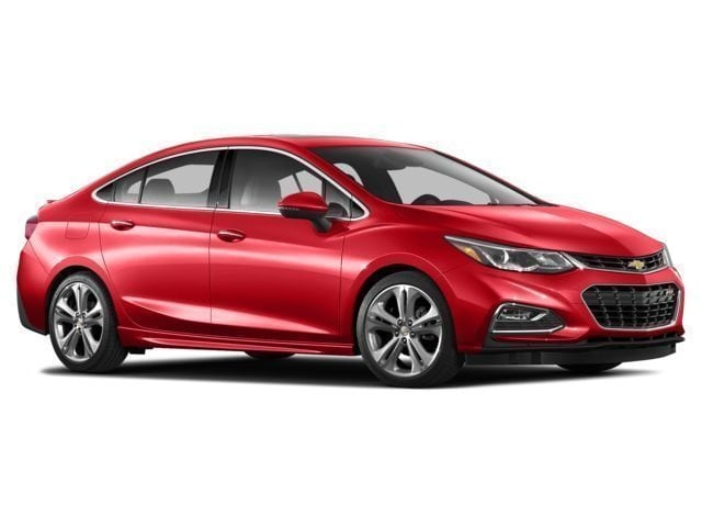 New 2017 Chevrolet Cruze Premier Auto Sedan Buffalo NY