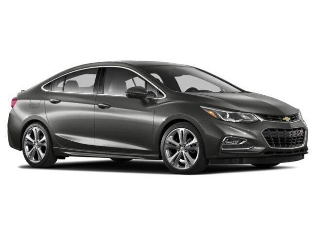 Used 2017 Chevrolet Cruze Premier Auto For Sale In Madison Wi Vin