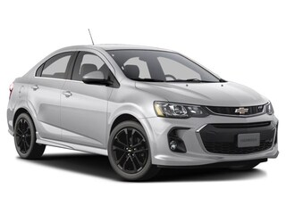 2017 Chevrolet Sonic 4dr Sdn Manual LS Car Grants Pass, OR