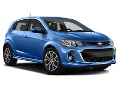 Bargain 2017 Chevrolet Sonic LT Auto w/1SD Hatchback for sale near you in Surprise, AZ