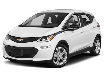 2017 Chevrolet Bolt EV LT Crossover