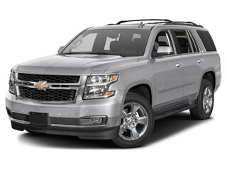 New 2017 Chevrolet Tahoe LS SUV 00270889 San Benito, TX