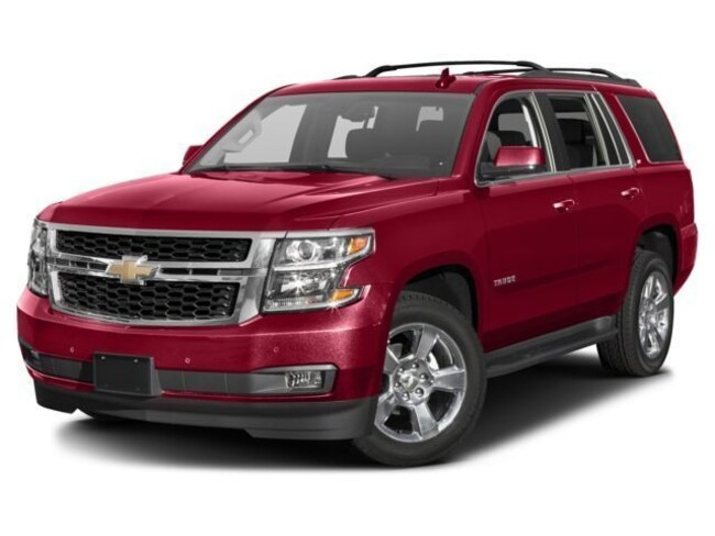 Used 2017 Chevrolet Tahoe LT SUV in Amarillo