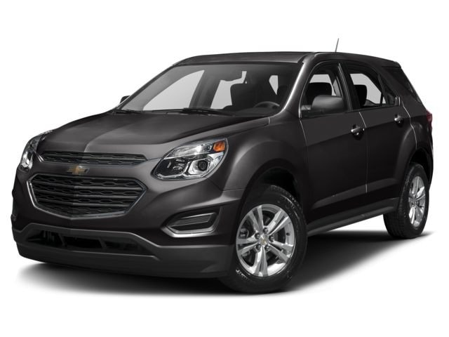 New 2017 Chevrolet Equinox LS SUV Buffalo NY