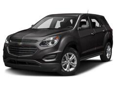 2017 Chevrolet Equinox LS Front-wheel Drive SUV