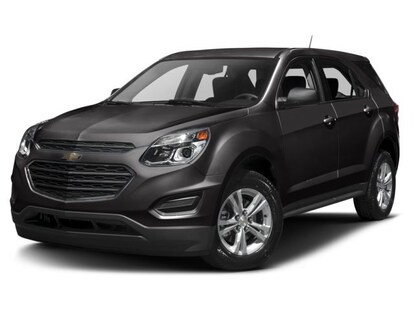 Used 2017 Chevrolet Equinox Ls For Sale In Vincennes In