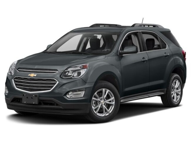 Used 2017 Chevrolet Equinox LT SUV for sale in Owensboro