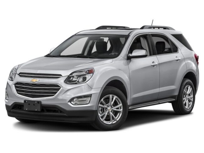 Used 2017 Chevrolet Equinox LT SUV for sale near Playa Vista