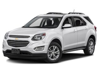 Used 2017 Chevrolet Equinox LT SUV Klamath Falls, OR