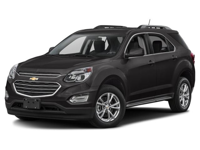 New 2017 Chevrolet Equinox LT SUV Buffalo NY