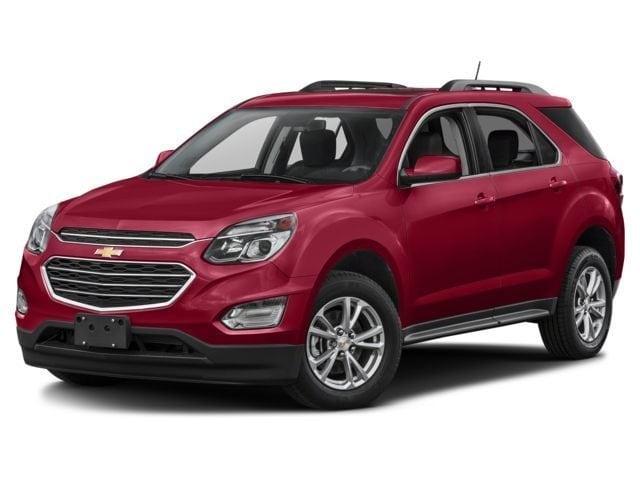 New 2017 Chevrolet Equinox LT SUV Buffalo NY