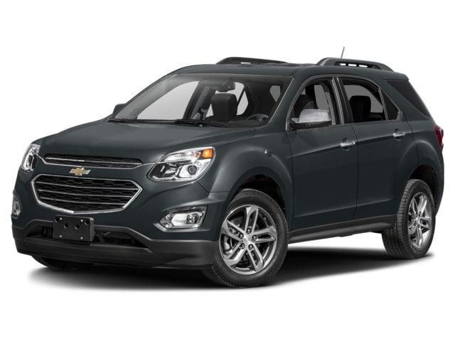 New 2017 Chevrolet Equinox Premier SUV Buffalo NY