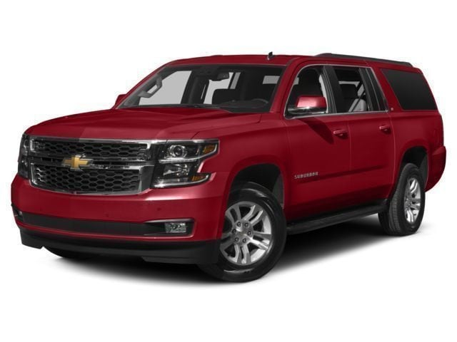2017 Chevrolet Suburban LS SUV