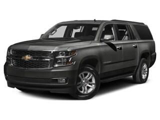 New 2017 Chevrolet Suburban LT SUV HR295381 Danvers, MA