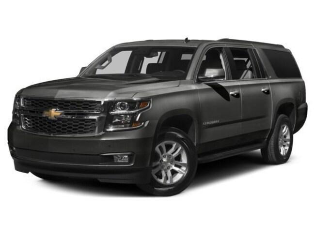 Used 2017 Chevrolet Suburban LT Sport Utility in Amarillo