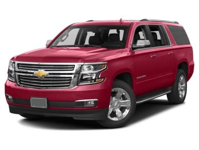 2017 Chevrolet Suburban Premier SUV