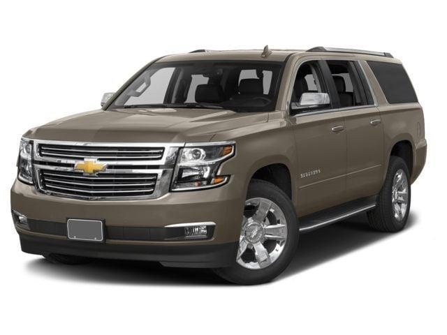 New 2017 Chevrolet Suburban Premier SUV Buffalo NY