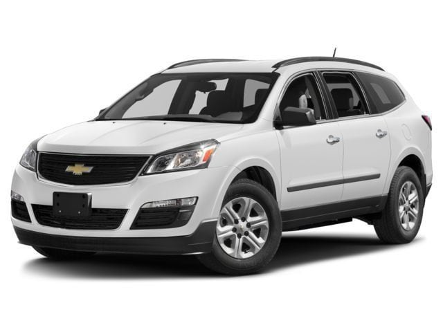 New 2017 Chevrolet Traverse LS SUV Buffalo NY