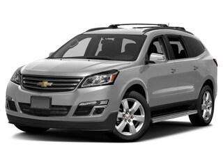 Used SUVs 2017 Chevrolet Traverse LT w/1LT SUV For Sale in Anchorage