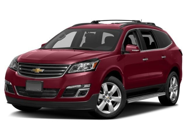 New 2017 Chevrolet Traverse LT w/1LT SUV Buffalo NY
