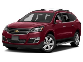 2017 Chevrolet Traverse LT SUV in Coon Rapids, IA