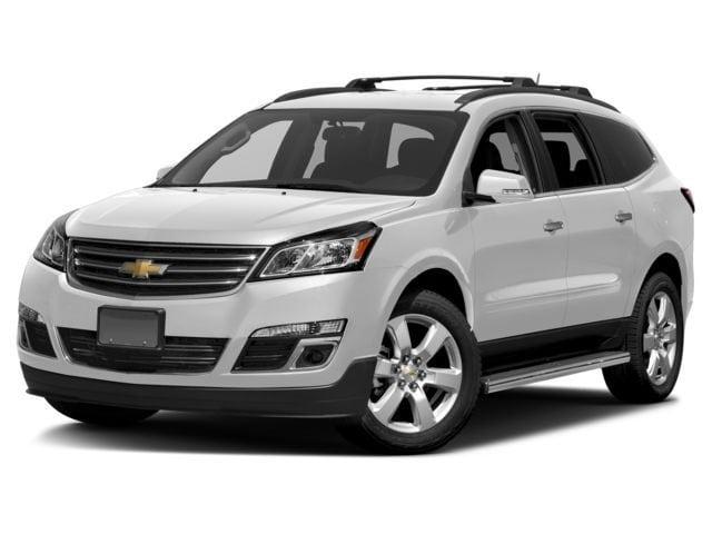 New 2017 Chevrolet Traverse LT w/1LT SUV Buffalo NY