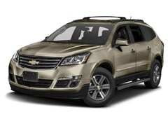 Used 2017 Chevrolet Traverse For Sale in West Jefferson