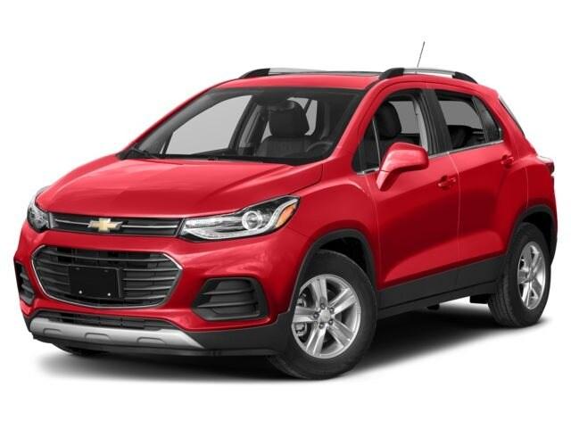 New 2017 Chevrolet Trax LT SUV Buffalo NY