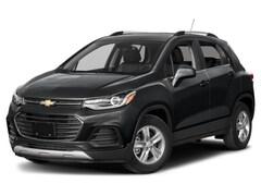 New 2017 Chevrolet Trax LT SUV HB227492 in Houston