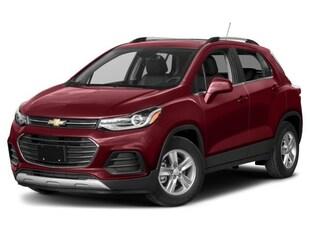 2017 Chevrolet Trax LT SUV