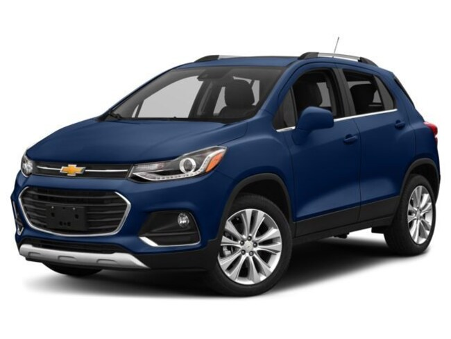 Used 2017 Chevrolet Trax For Sale At Jordan Ford Vin