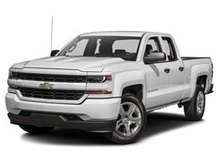 2017 Chevrolet Silverado 1500 2WD Double Cab 143.5 Custom Extended Cab Pickup