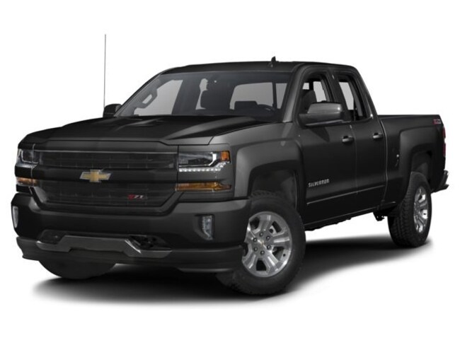 Used 2017 Chevrolet Silverado 1500 2WD Double Cab 143.5 LT w/1LT Extended Cab Pickup in Gonzales