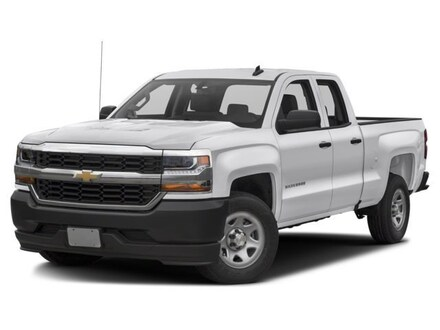 2017 Chevrolet Silverado 1500 WT Extended Cab Long Bed Truck