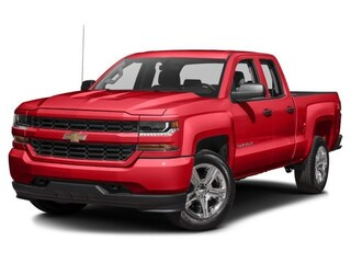 Used 2017 Chevrolet Silverado 1500 Custom Truck Double Cab near Toledo, OH