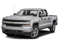 Used 2017 Chevrolet Silverado 1500 Custom Truck 1GCVKPEC6HZ251978 D6224A serving New Boston