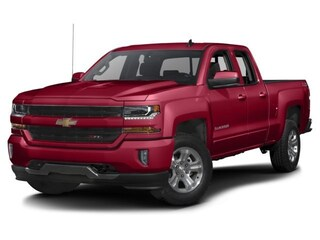 2017 Chevrolet Silverado 1500 4WD Double Cab 143.5 LT w/1LT Extended Cab Pickup For Sale in Westport, MA