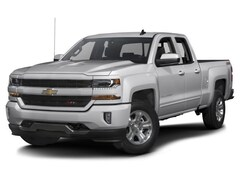 Used 2017 Chevrolet Silverado 1500 4WD Double Cab 143.5 LT w/2LT Extended Cab Pickup for sale in Newport, TN
