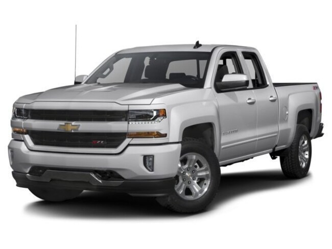 Certified Used 2017 Chevrolet Silverado LT Truck Double Cab dealer - inventory