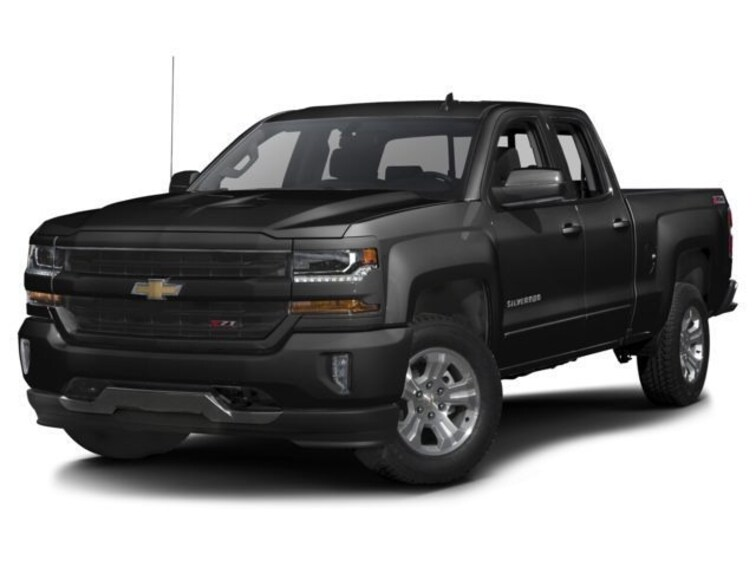Used 2017 Chevrolet Silverado 1500 LT Truck Double Cab for sale in Rhinebeck, NY at Ruge's Subaru
