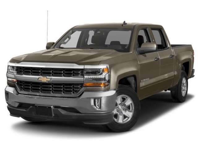 Used 2017 Chevrolet Silverado 1500 LT w/1LT Truck Crew Cab in Muncy
