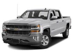 2017 Chevrolet Silverado 1500 LT Truck Crew Cab