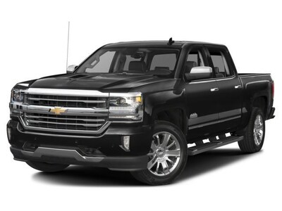 2017 Chevrolet Silverado 1500 High Country 4WD Crew Cab 153.0 High Country