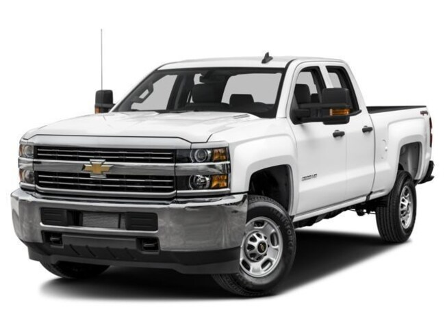 2017 Chevrolet Silverado 2500HD WT Extended Cab Long Bed Truck