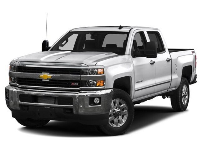 Used 2017 Chevrolet Silverado 2500HD Crwc 4x4 LTZ  Crew Cab SB for sale in Phoenix, AZ at Truckmasters